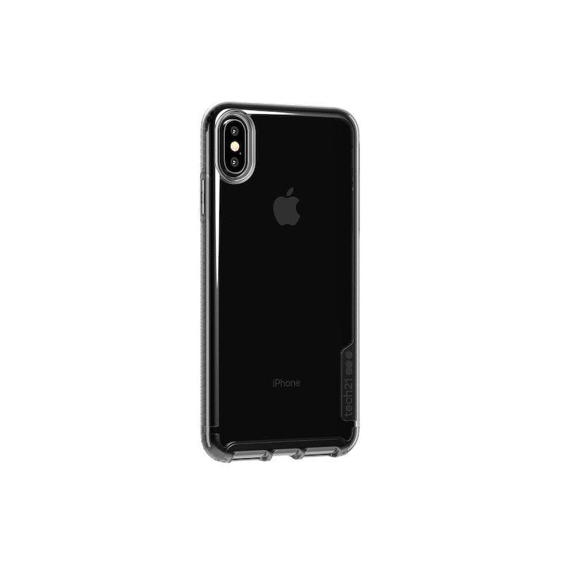 Capa Tech21 Pure Tint para iPhone XS Max - Cinza