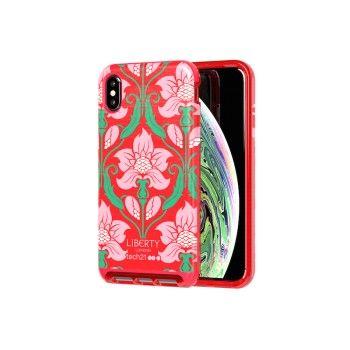 Capa para iPhone XS Max Tech21 Luxe Liberty London- Azelia