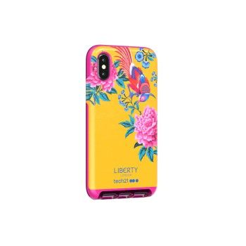 Capa para iPhone XS Tech21 Luxe Liberty - Elysian