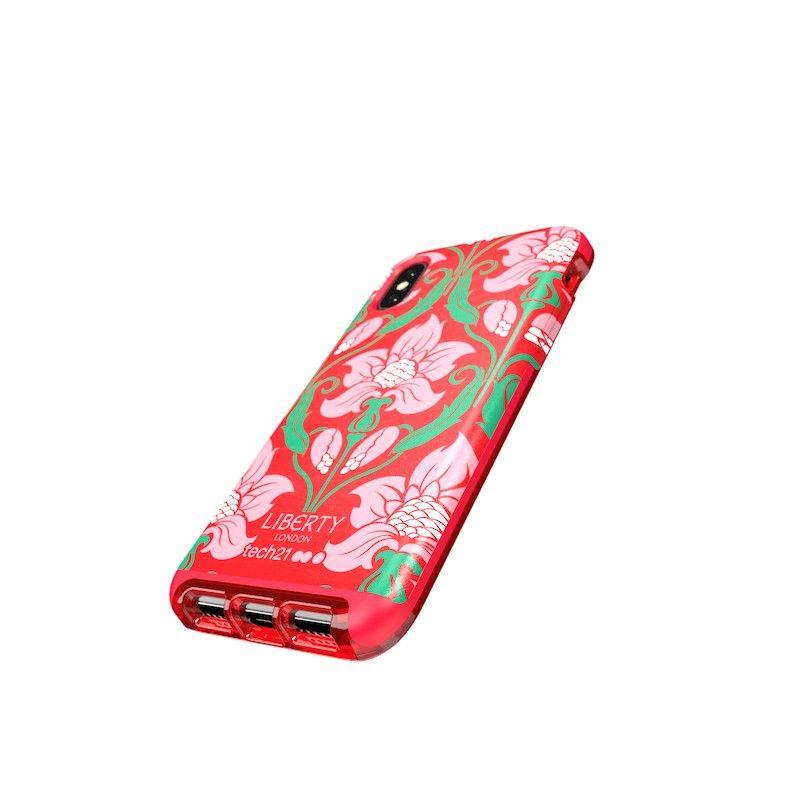 Capa para iPhone XS Tech21 Luxe Liberty - Azelia