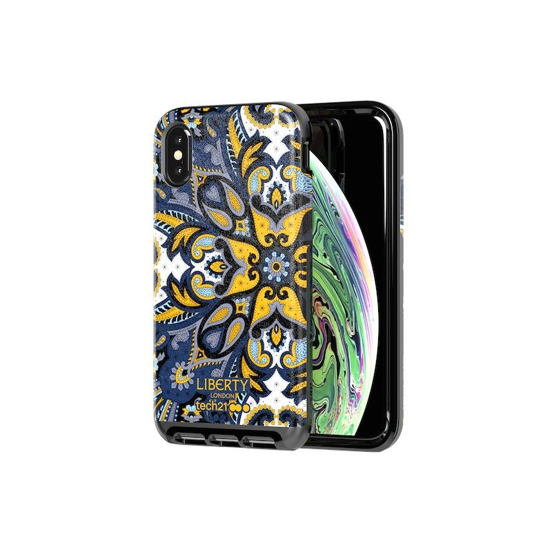 Capa para iPhone XS Tech21 Luxe Liberty - Marham