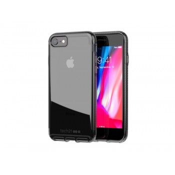Capa Tech21 Pure Tint para iPhone 8 - Cinza