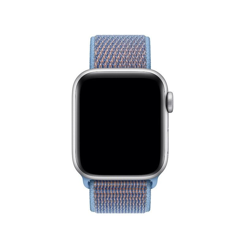 Bracelete Loop desportiva para Apple Watch (40/38 mm) - Cerúleo