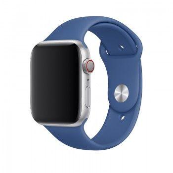 Bracelete desportiva para Apple Watch (44/42 mm) - Azul Porcelana