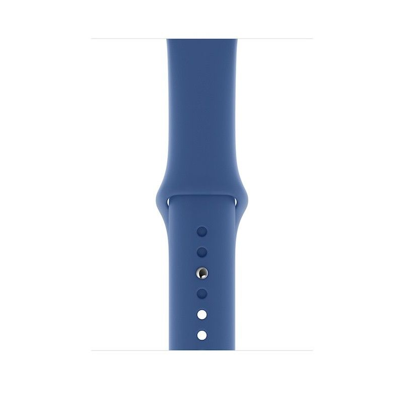 Bracelete desportiva para Apple Watch (44/42 mm) - Azul Porcelana