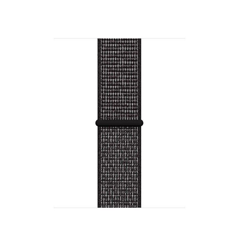 Bracelete Loop desportiva Nike para Apple Watch (40/38 mm) - Preto