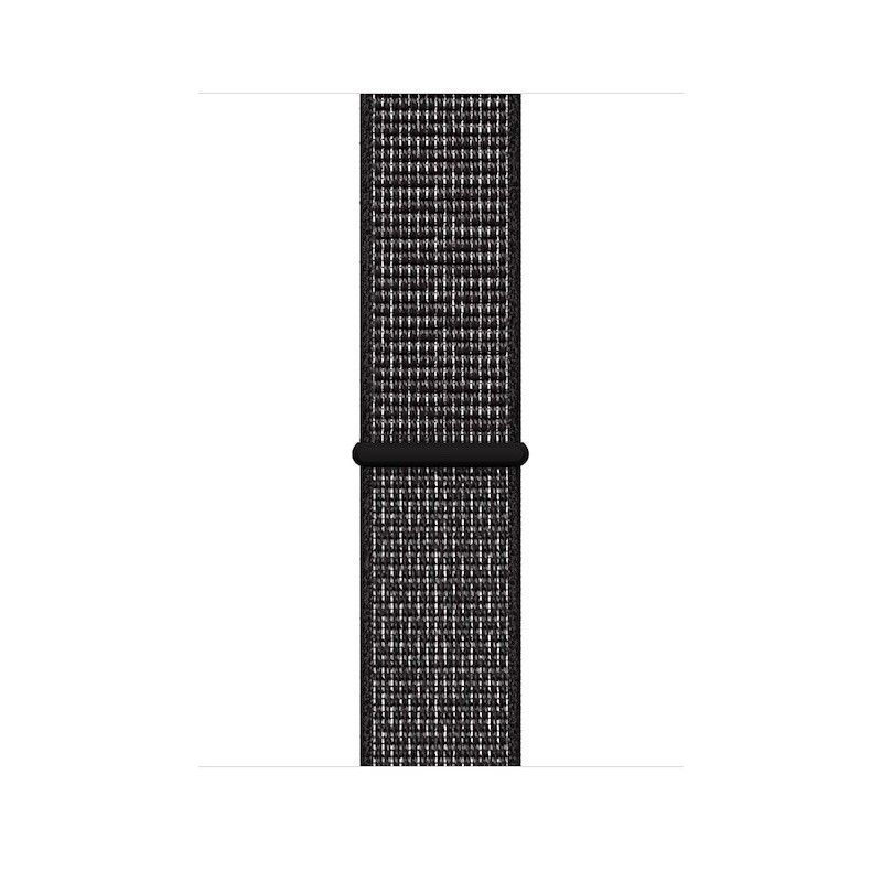 Bracelete Loop desportiva Nike para Apple Watch (44/42 mm) - Preto
