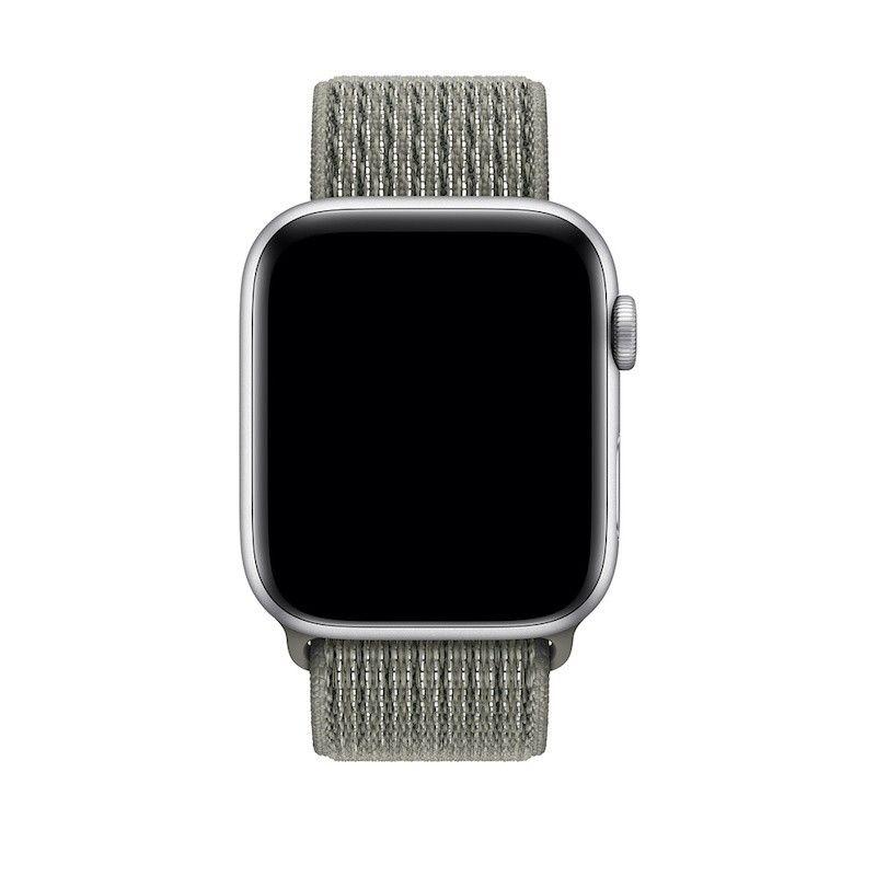 Bracelete Loop desportiva Nike para Apple Watch (44/42 mm) - Névoa de Abeto