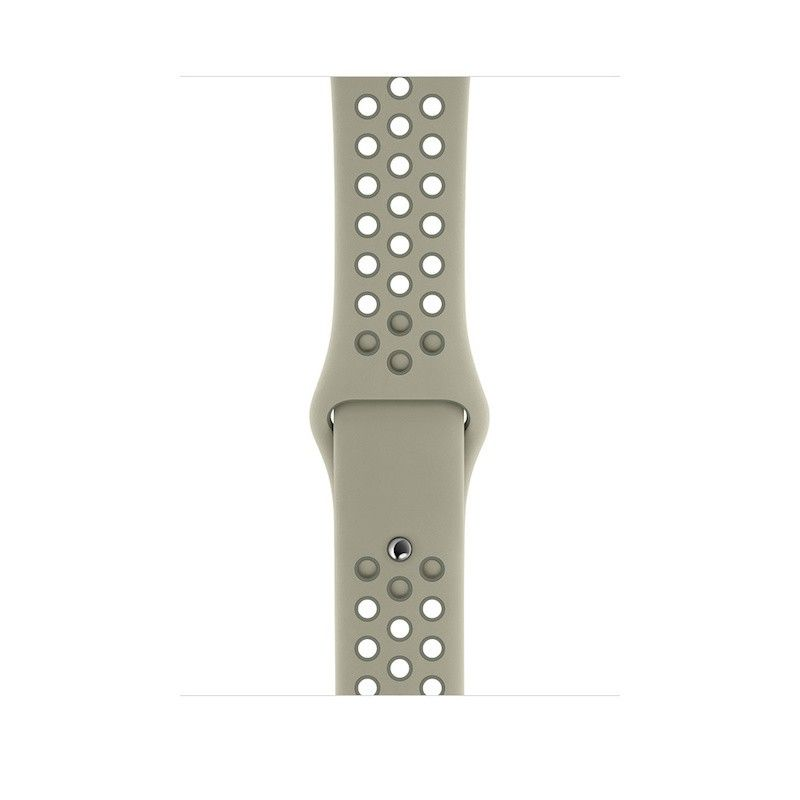 Bracelete desportiva Nike para Apple Watch (44/42 mm) - Névoa de Abeto/Líquen Vintage