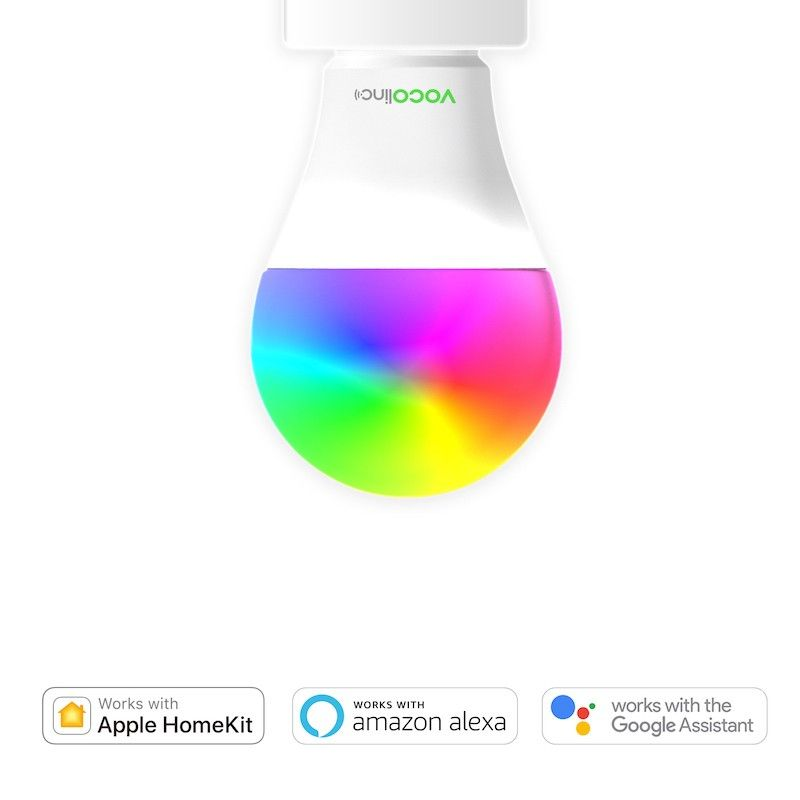 Lâmpada LED inteligente Vocolinc - pack de 2 - Homekit