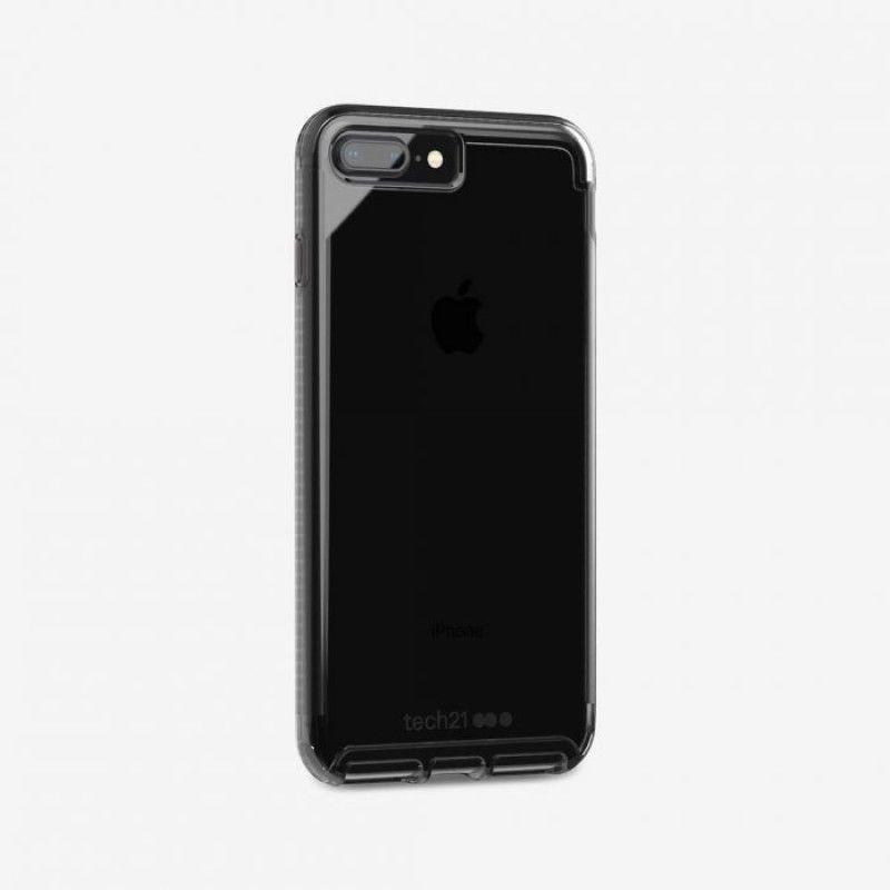 Capa Tech21 Pure Tint para iPhone 8 Plus - Cinza
