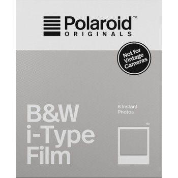 Filme preto e branco para Polaroid OneStep +