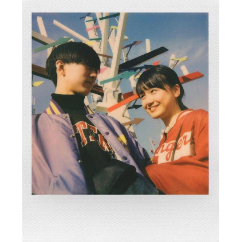 Filme cores para Polaroid OneStep +