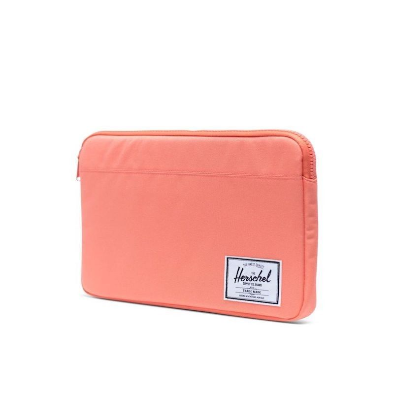 "Sleeve Herschel Anchor (13"" USB-C) - Fresh Salmon"
