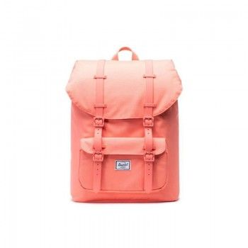 Mochila Herschel Little America (25L) - Fresh Salmon