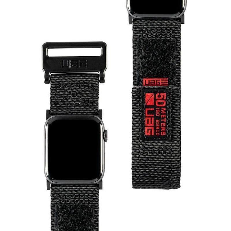 Bracelete para Apple Watch UAG Active, 40/38mm - Preto