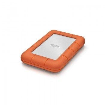 Disco externo LaCie Rugged Mini 2 TB 2.5 USB & USB-C