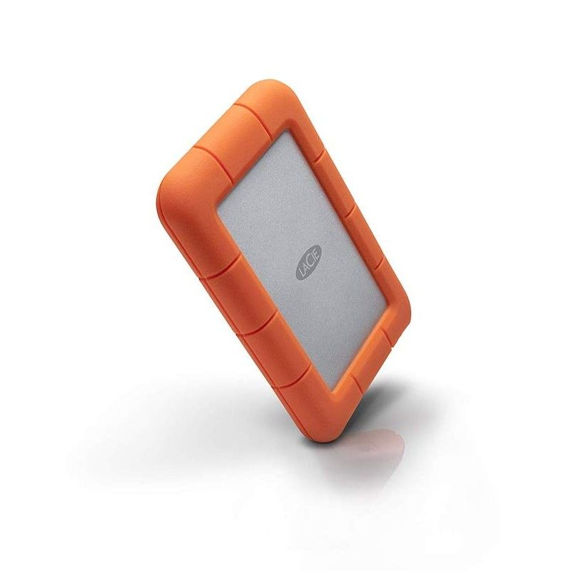 Disco externo LaCie Rugged Mini 2 TB 2.5 USB & USB-C