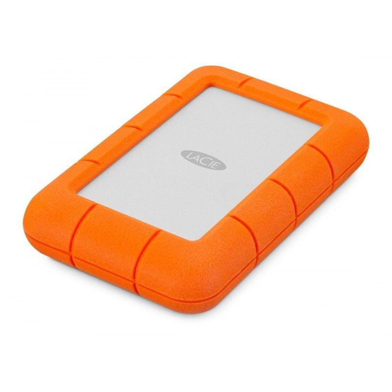 Disco externo LaCie Rugged Mini 4 TB 2.5 USB & USB-C