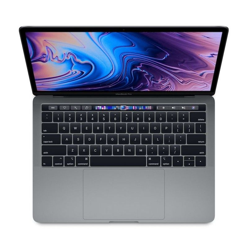 "MacBook Pro 13"" TBar 2.4GHZ/8GB/256GB - Cinzento Sideral"