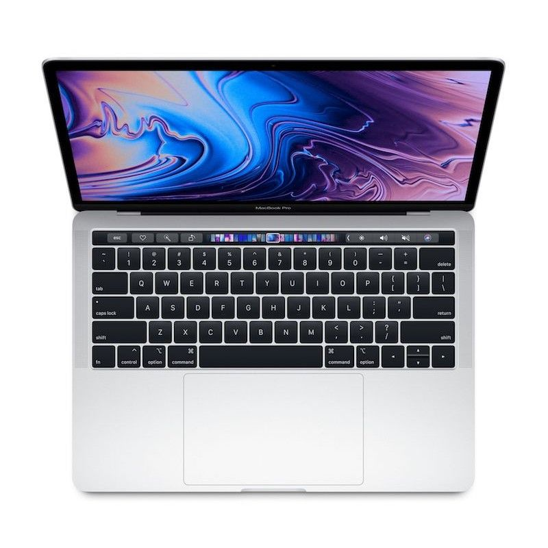 "MacBook Pro 13"" TBar 2.4GHZ/8GB/512GB - Prateado"