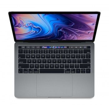"MacBook Pro 13"" TBar 2.4GHZ/8GB/256GB - Cinzento Sideral"