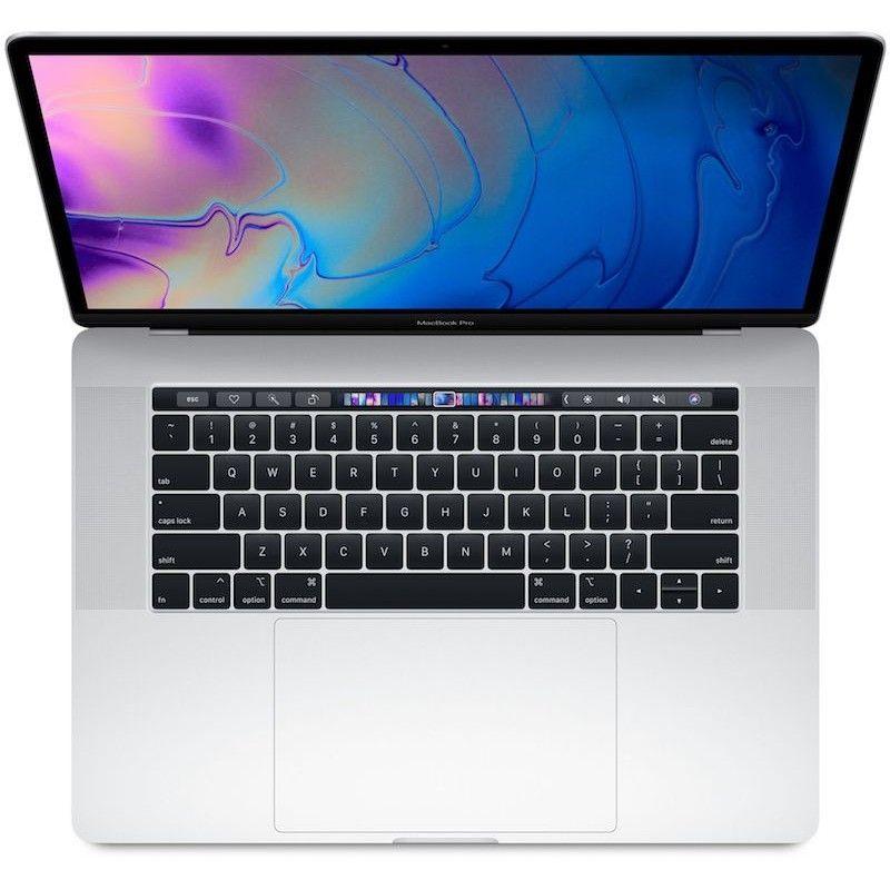 """MacBook Pro 15"""" TBar 2.6GHZ/i7 6C/16GB/RP555X/256GB - Prateado"""