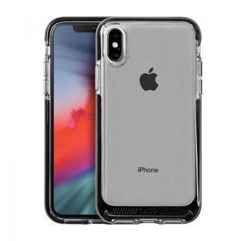 Capa Laut Fluro para iPhone XS Max - Preto