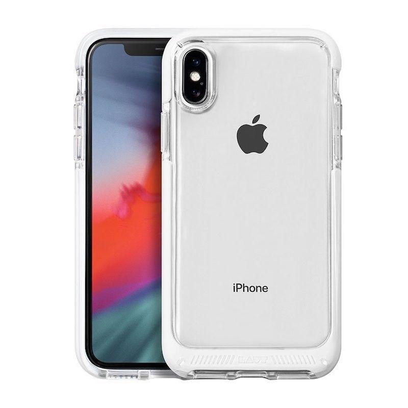 Capa Laut Fluro para iPhone XS Max - Branco