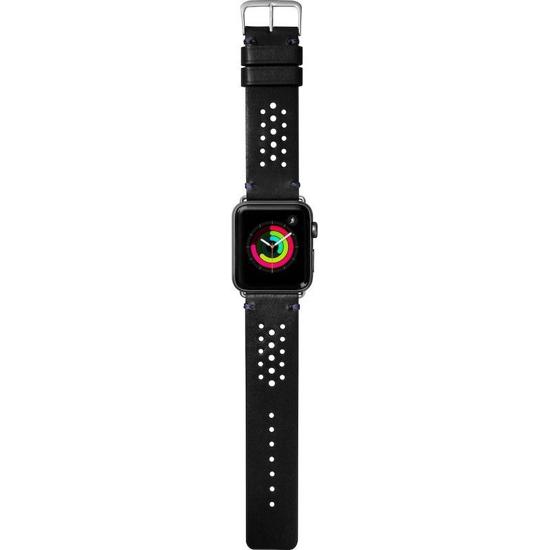 Bracelete para Apple Watch Laut Heritage, 40/38mm - Preto
