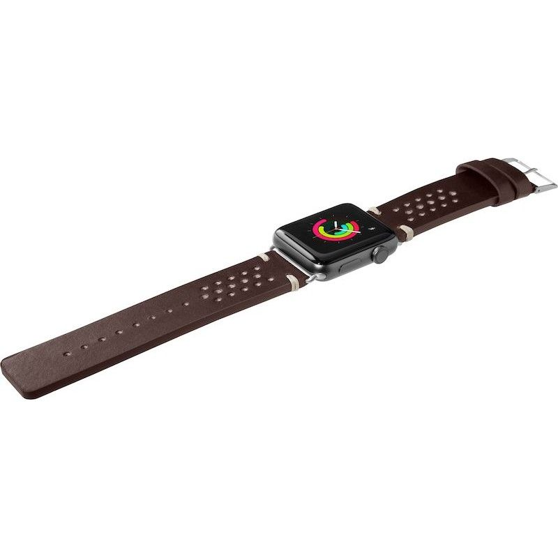 Bracelete para Apple Watch Laut Heritage, 40/38mm - Burgundy