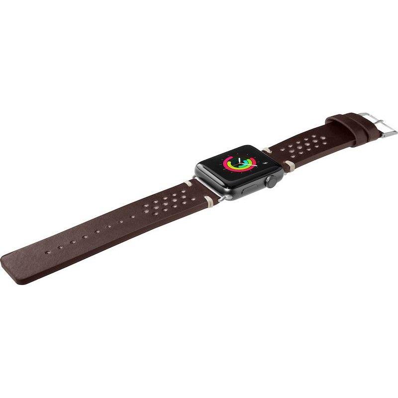Bracelete para Apple Watch Laut Heritage 38 a 41 mm - Burgundy