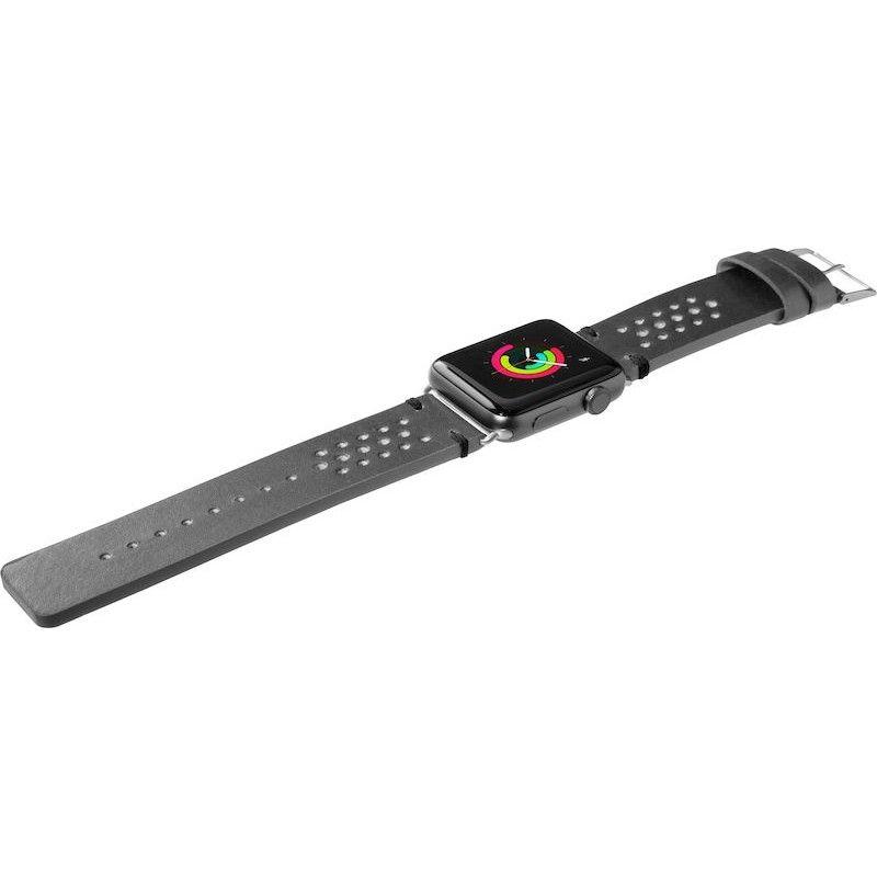 Bracelete para Apple Watch Laut Heritage, 40/38mm - Cinzento