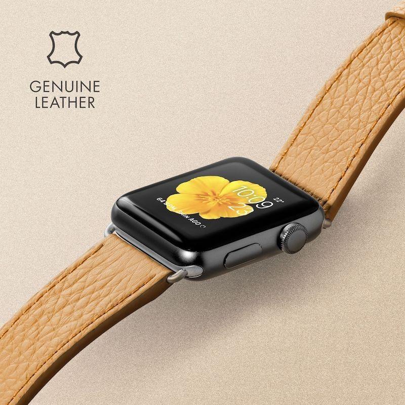Bracelete para Apple Watch Laut Milano, 40/38mm - Ocre