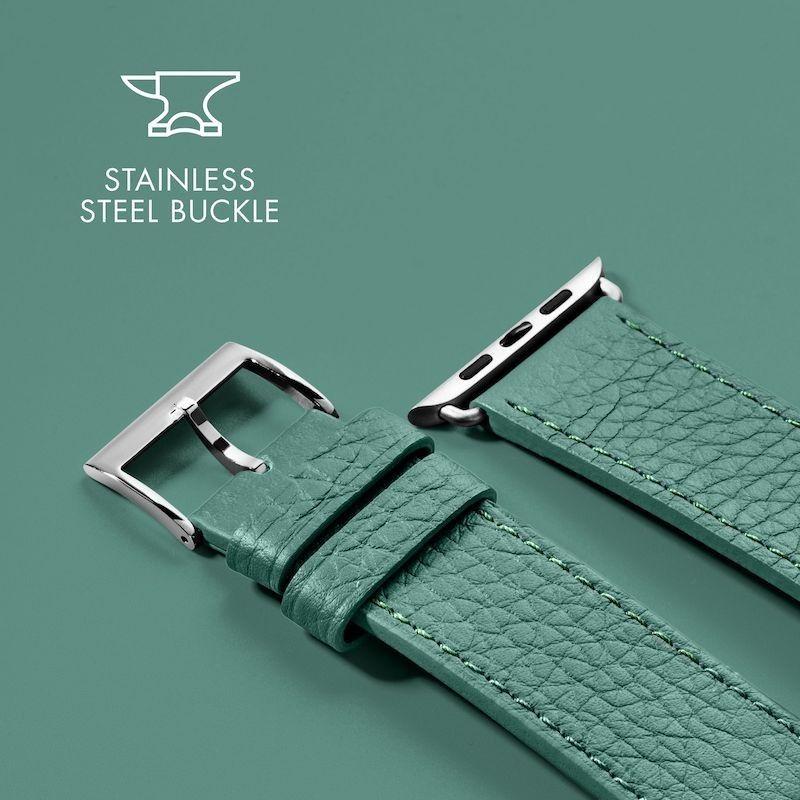 Bracelete para Apple Watch Laut Milano, 40/38mm - Verde Esmeralda