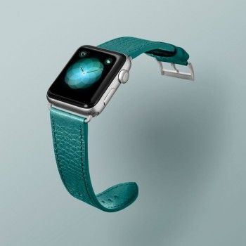 Bracelete para Apple Watch Laut Milano, 40/38mm - Verde Esmeralda