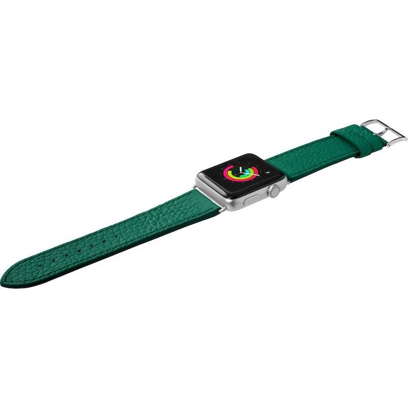 Bracelete para Apple Watch Laut Milano, 44/42mm - Verde Esmeralda