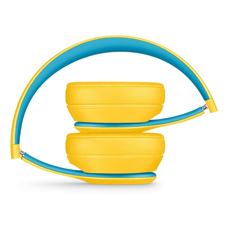 Auscultadores Beats Solo3 Wireless - Beats Club Collection - Amarelo Disco