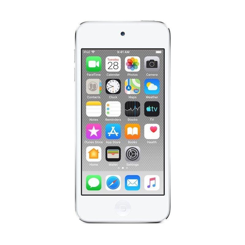 iPod touch 128GB - Prateado