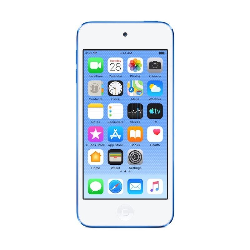 iPod touch 256GB - Azul