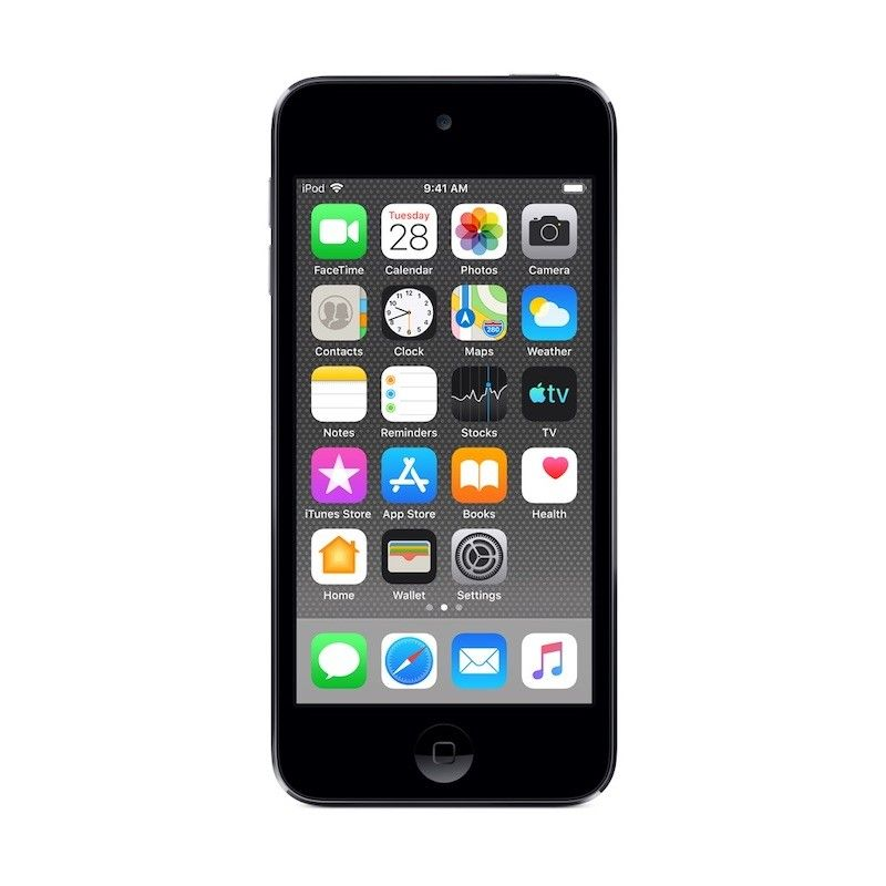 iPod touch 256GB - Cinzento Sideral