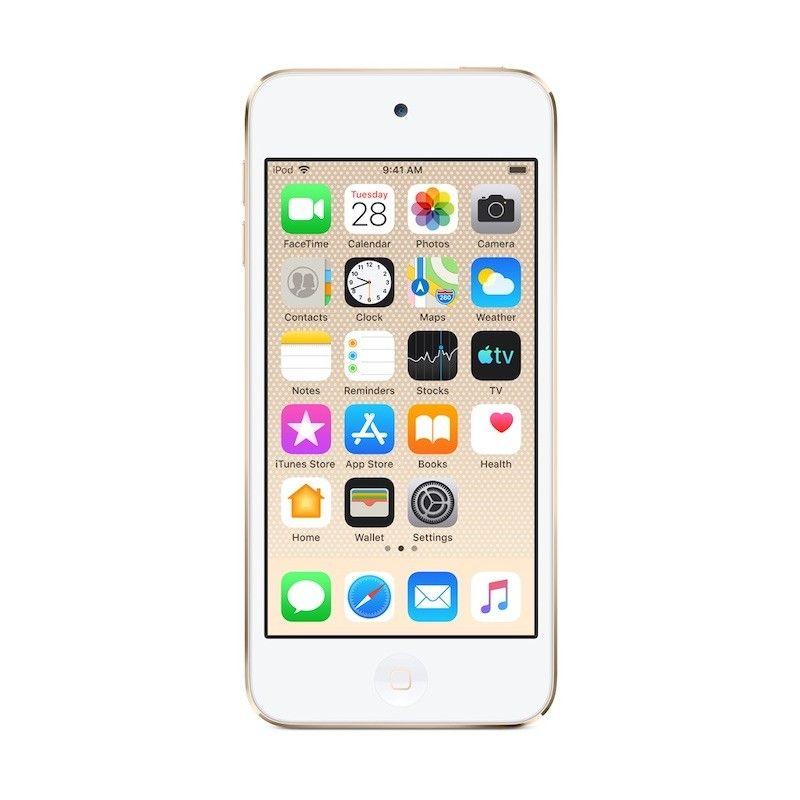 iPod touch 256GB - Dourado