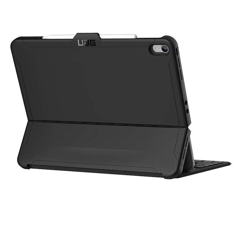 Capa traseira para iPad Pro 12,9 UAG Scout - Preto