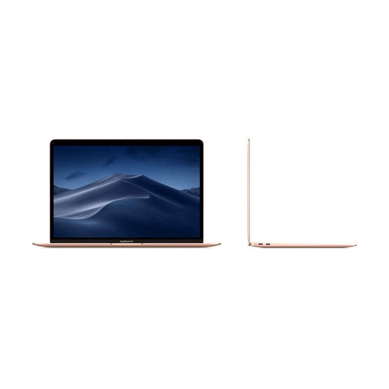 "MacBook Air 13"" 1.6GHz/8GB/128GB - Dourado"