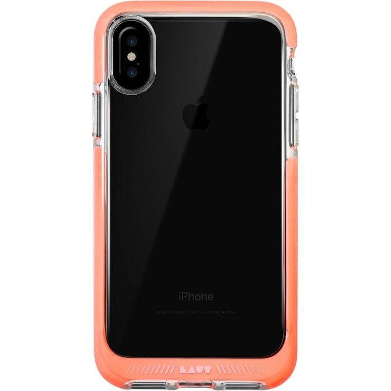 Capa de excelente proteção para iPhone X/XS - Rosa