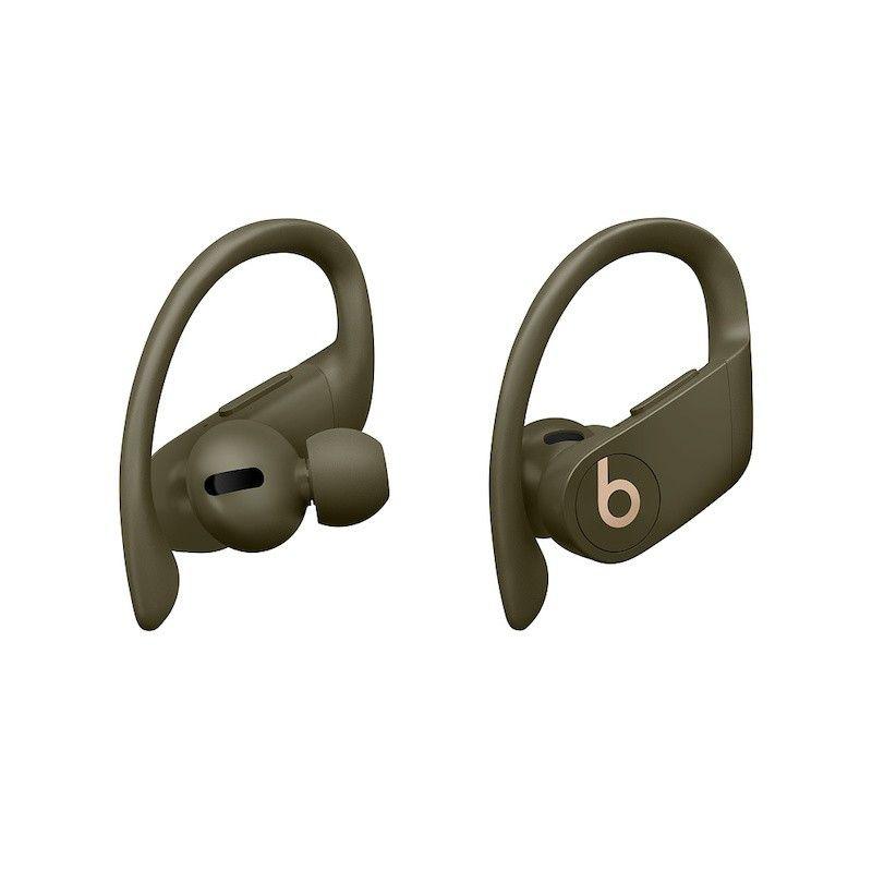 Auriculares Powerbeats Pro - Totally Wireless - Verde-musgo