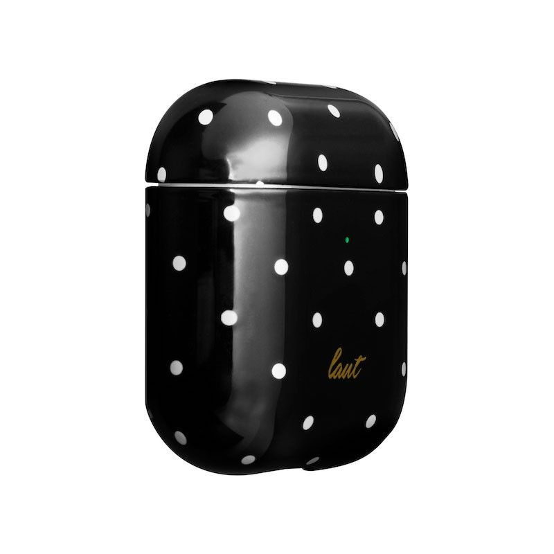 Capa Laut para AirPods - Black Dots