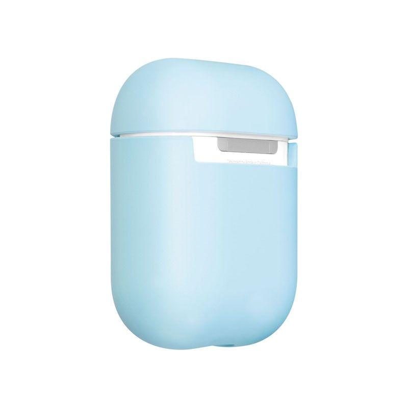 Capa Laut em  borracha para AirPods - Azul claro