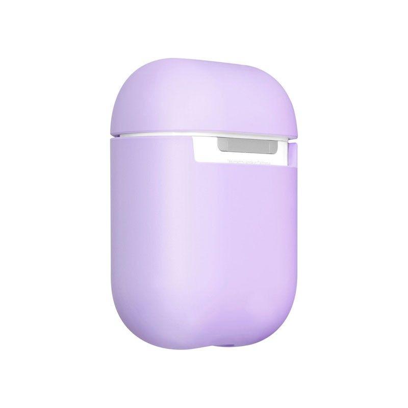 Capa Laut em borracha para AirPods - Violeta