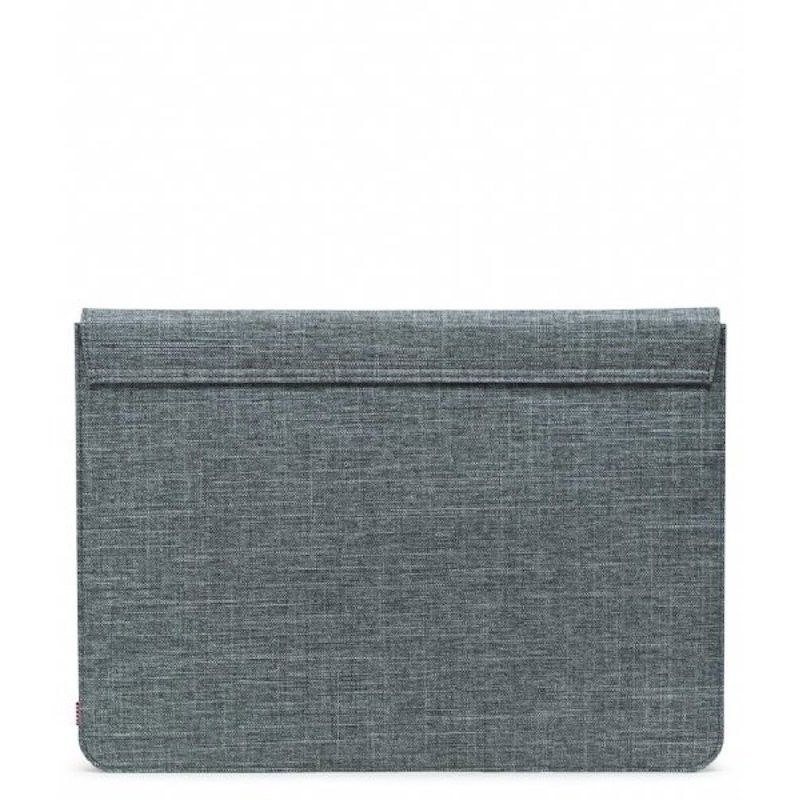 "Sleeve Herschel Spokane MacBook 13"" USB-C - Raven Crosshatch"